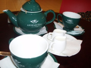 Tea  in Dugavpils