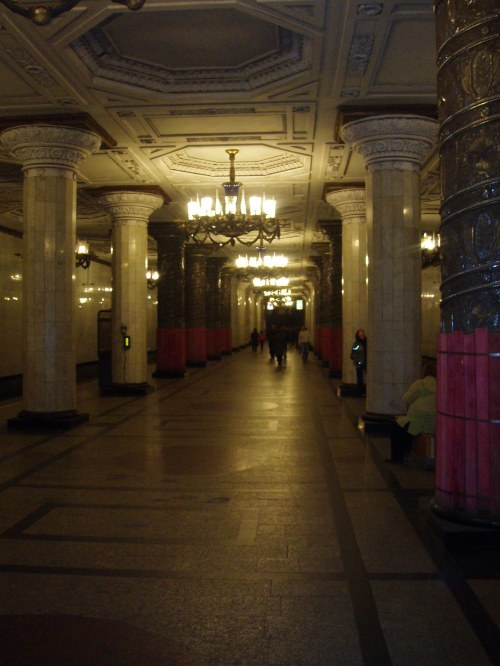 St Petersburg Subway