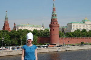 Chefs Hat - Moscow and the Kremlin