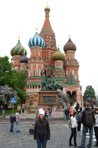 Chefs Hat - Moscow, St Basil's Cathedral